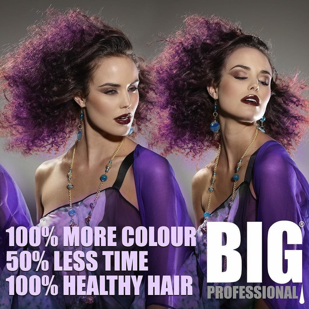 Non Progressive Hair Colour That Processes In Half The Time The