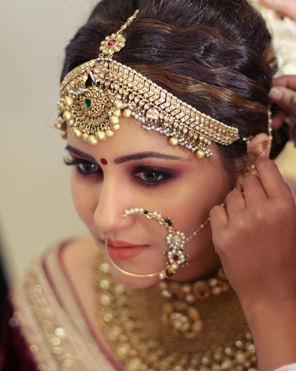 Nose Rings For Your Wedding Day Varieties Of Nath Designs You Love To Wear Indian Jewellery Pinterest Jewelry