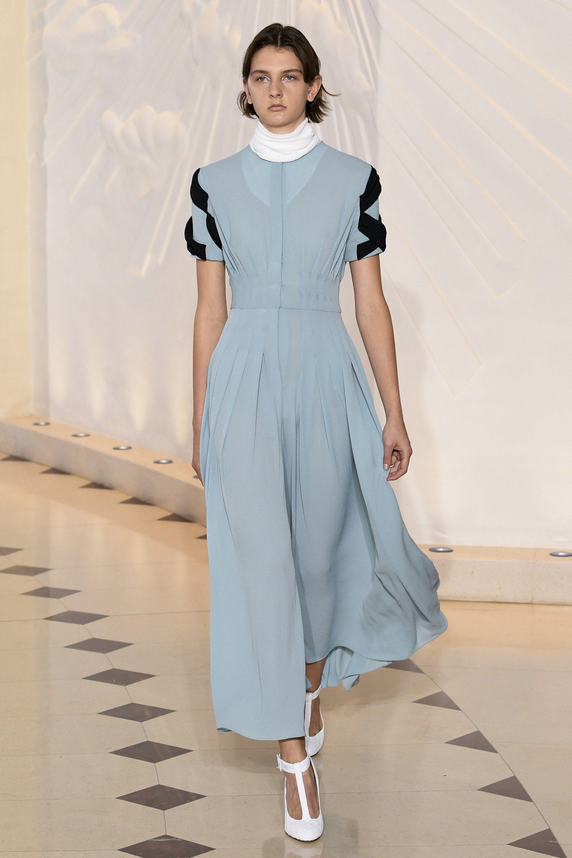 Emilia Wickstead Spring 2018 - Vogue