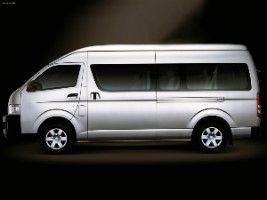 9 Passengers Van Hire And 13 Seater Mini Bus Charter Singapore