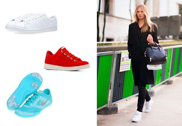 5 formas de llevar tus tenis a todos lados. Sneakers. Sneakers Moda Cómoda a61363fcd4271