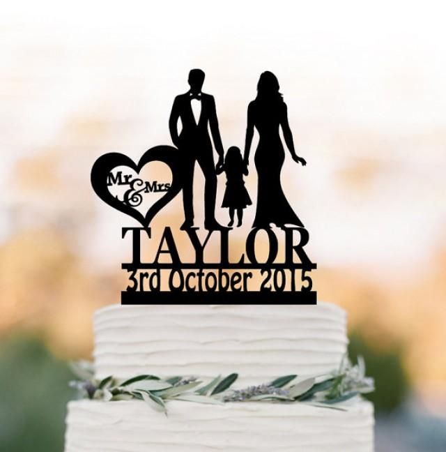 I design and produce cake topper for your wedding, birthday, anniversary, baptism or any celebrate, for the customize design you can contact with us. The personalized wedding cake topper is a modern sentiment and will make any cake elegant.