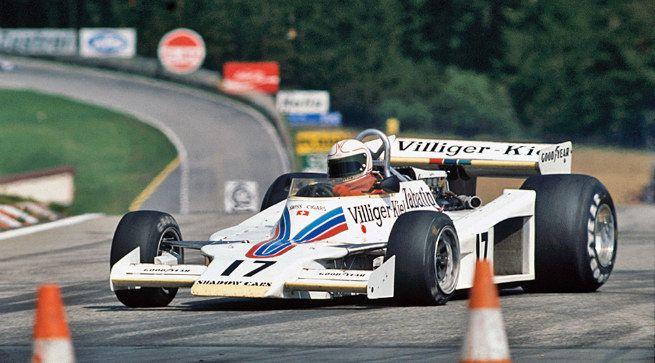 1977 Shadow DN8 - Ford (Alan Jones)