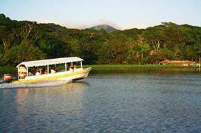 Laguna Sontecomapan, Catemaco, Veracruz, Tours, Viajes, Hoteles y Restaurantes