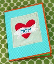 """""""Inked"""" Mother's Day Card"""