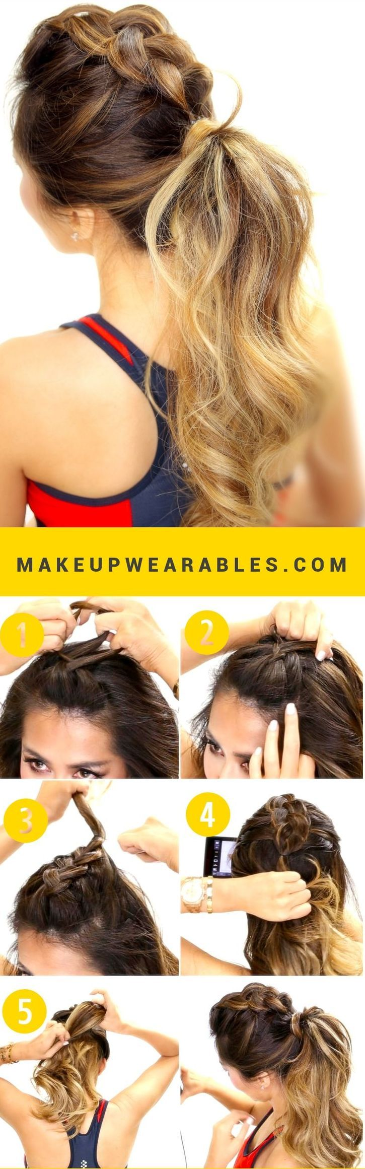 Dicasdarê blog luciane ferraes pagan braids pinterest hair