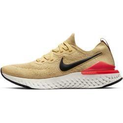 Nike Epic React Flyknit 2 Herren-Laufschuh - Gold NikeNike #shoegame