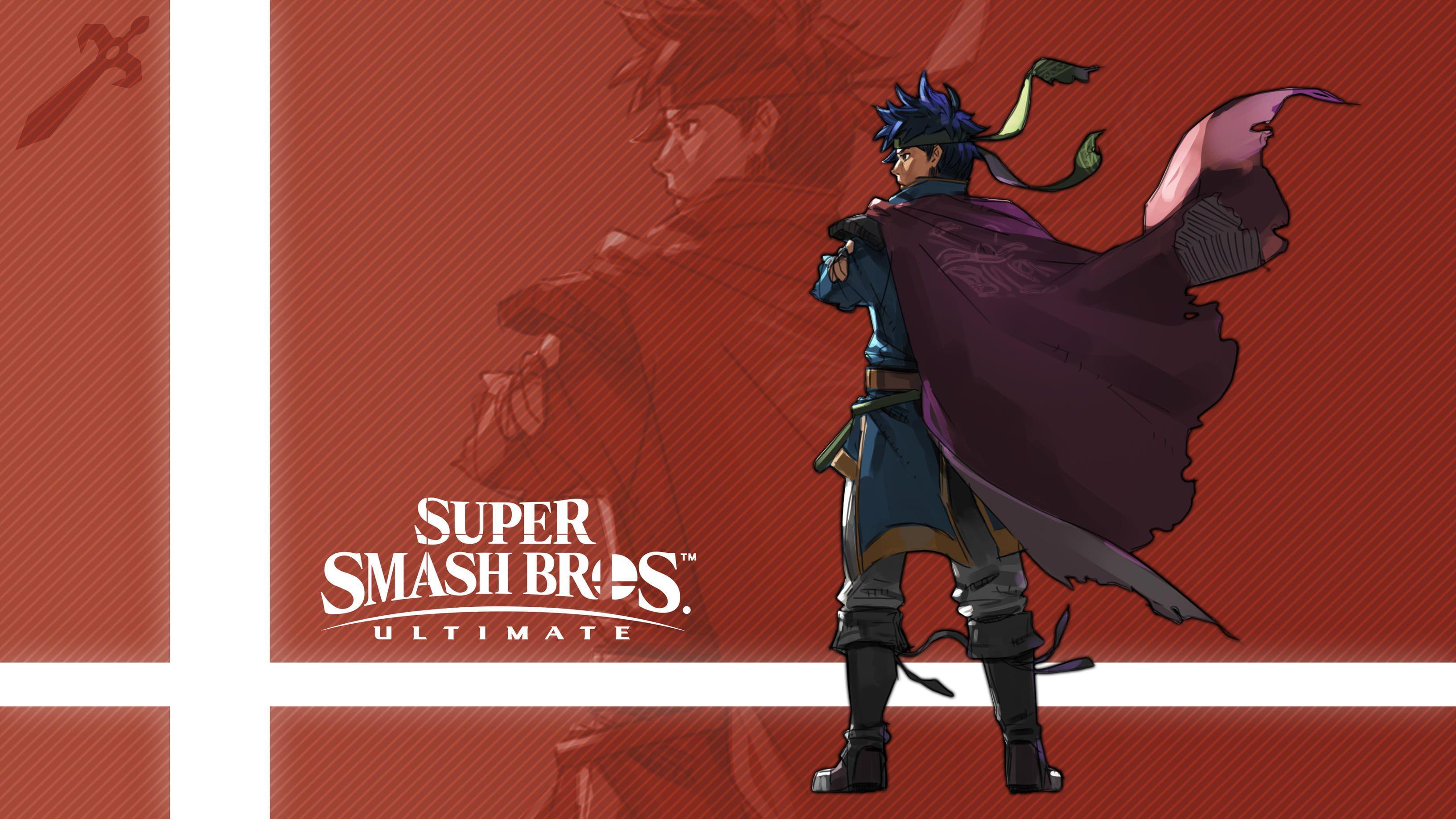 Video Game Super Smash Bros Ultimate Ike Fire Emblem 2k