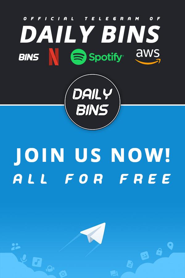 Daily Bins Join Us On Telegram Spotify Film Francais Netflix