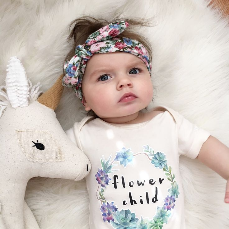 4c4780686 nice Flower Child, Boho, Hippie, Floral, Baby, Girl, Infant, Toddler, Newbo