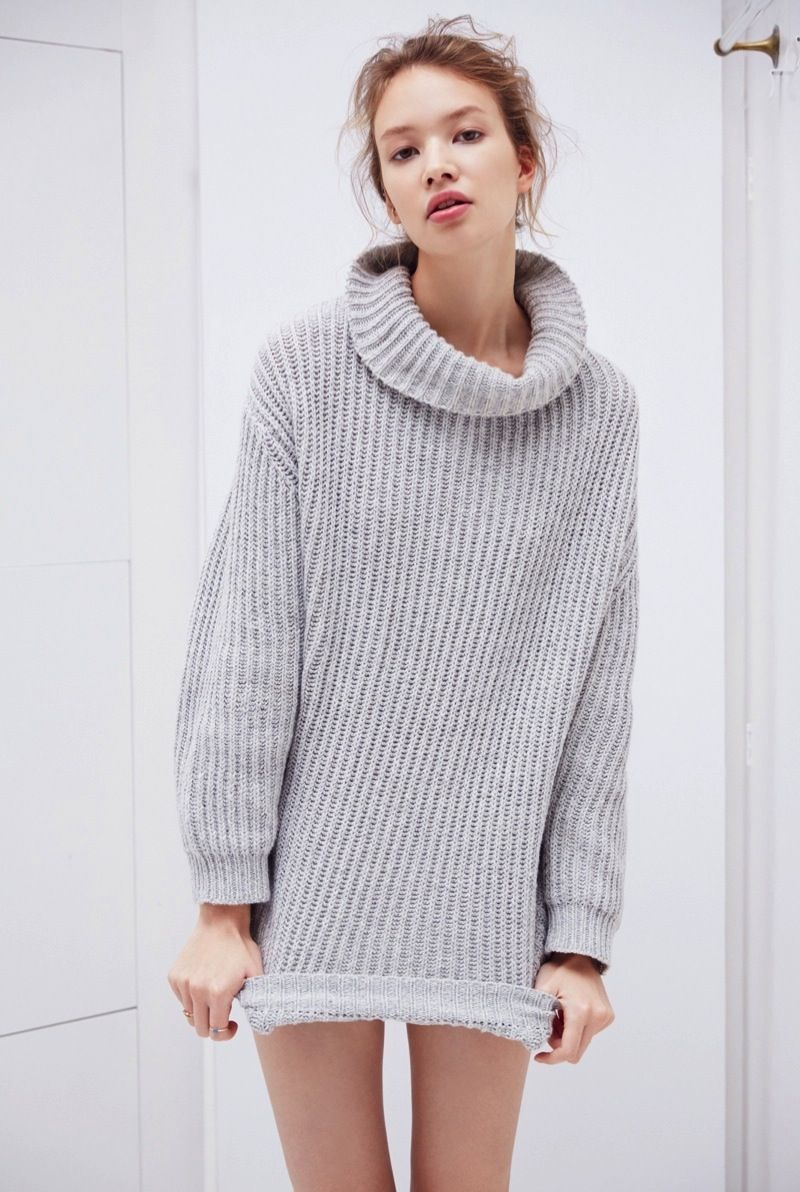 off BDG Shaker Turtleneck Sweater , Urban Outfitters