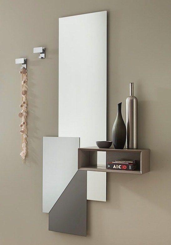 Mobile da ingresso moderno lego consolle specchio in varie colorazioni 600 ingressi nel 2019 - Specchio ingresso moderni ...