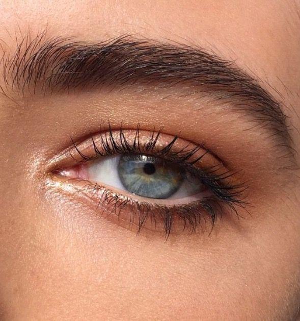 Natural eye makeup   Skin makeup, Makeup routine, Natural ...