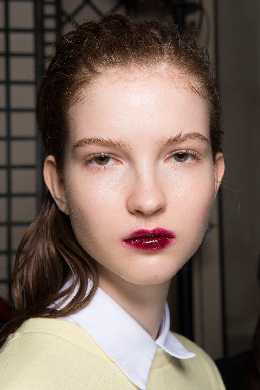 98a2f38d630 Giambattista Valli - ELLEUK.com Makeup Trends 2017, Best Beauty Tips,  Beauty Hacks