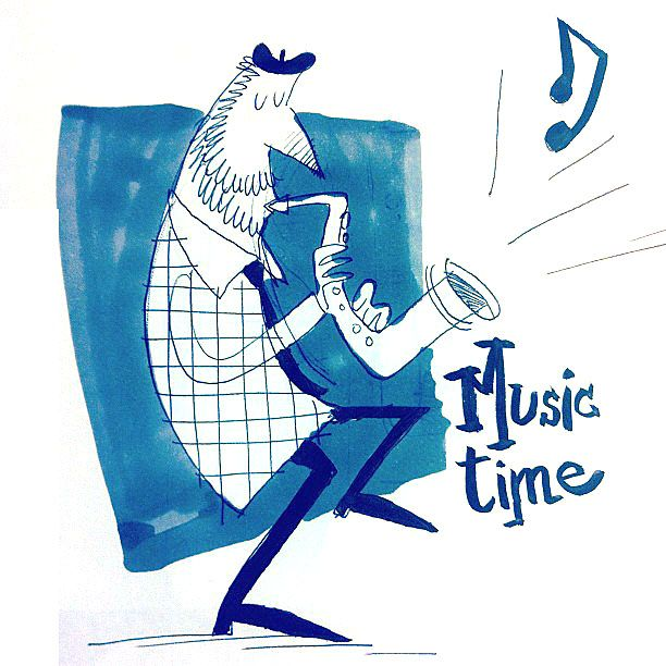 Music time!