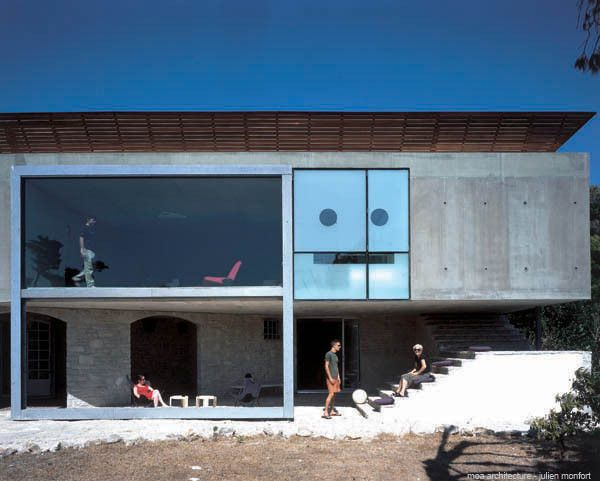 Saint Cyr sur Mer Julien Monfort - MOA architecture   New Build ...