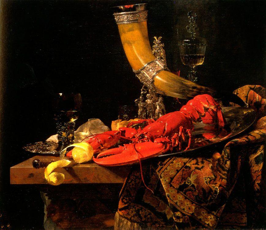 Histoire de l'art - Les mouvements dans la peinture - L'art baroque | Dutch still life, Still ...