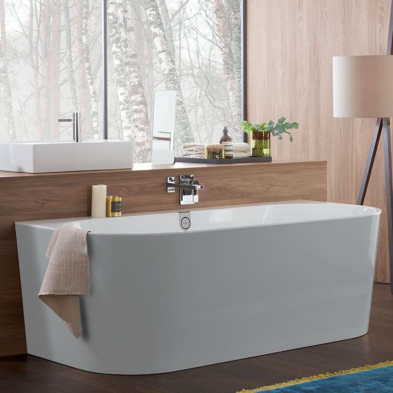 Villeroy Boch Oberon 2 0 Die Badewanne Sieht Aus Wie Ein