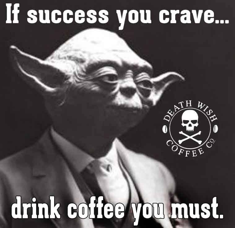 Yoda Jedi Quotes: #coffee #starwars #yoda.