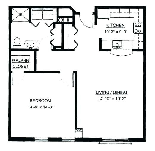Image result for average apartment sizes   2 bedroom ...