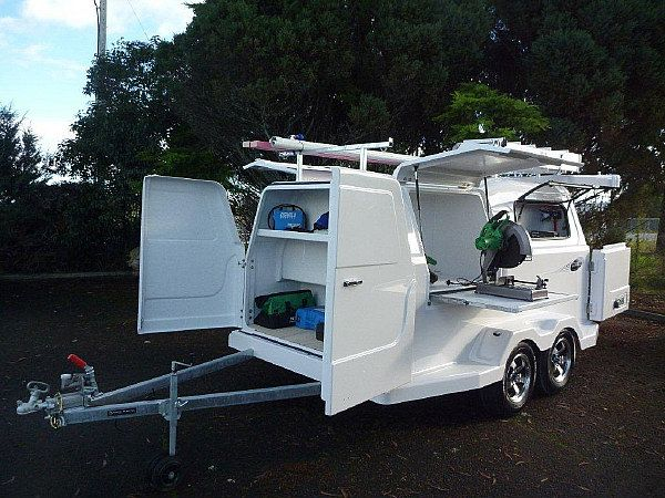 Luxury Camper Trailer Tents NZ  Camplet