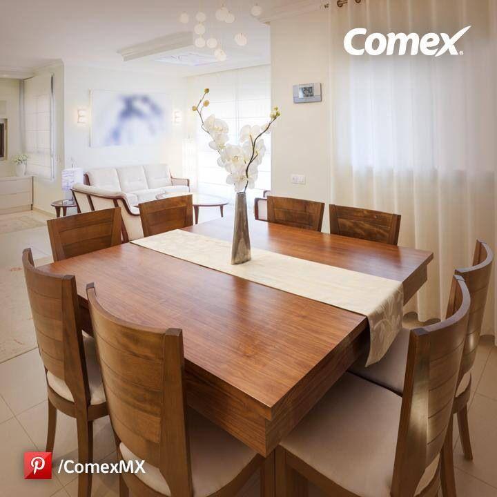 Comedor moderno en 2019 | Muebles de comedor modernos, Mesas ...