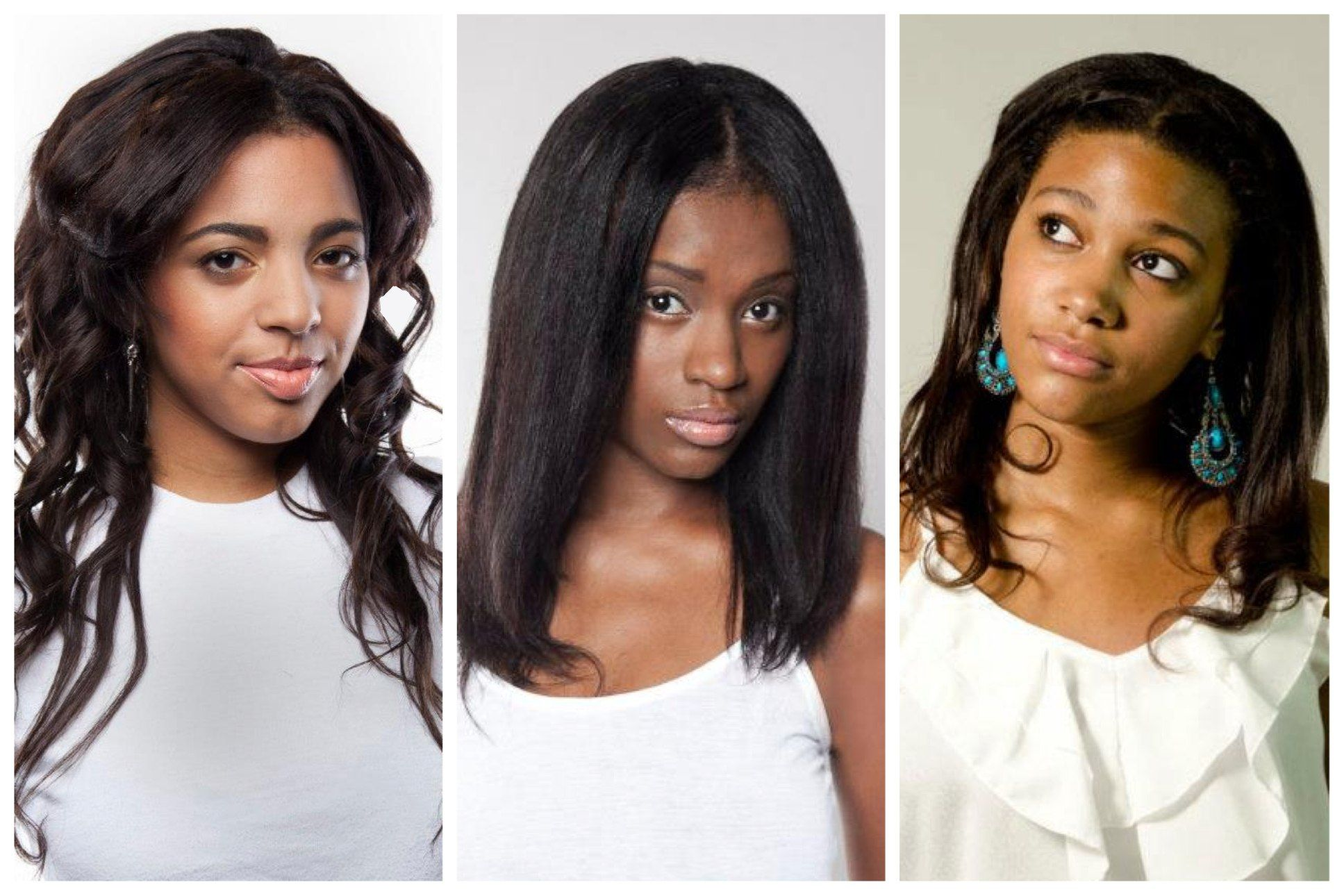 clip in hair extensions for black women www.gorgee.com
