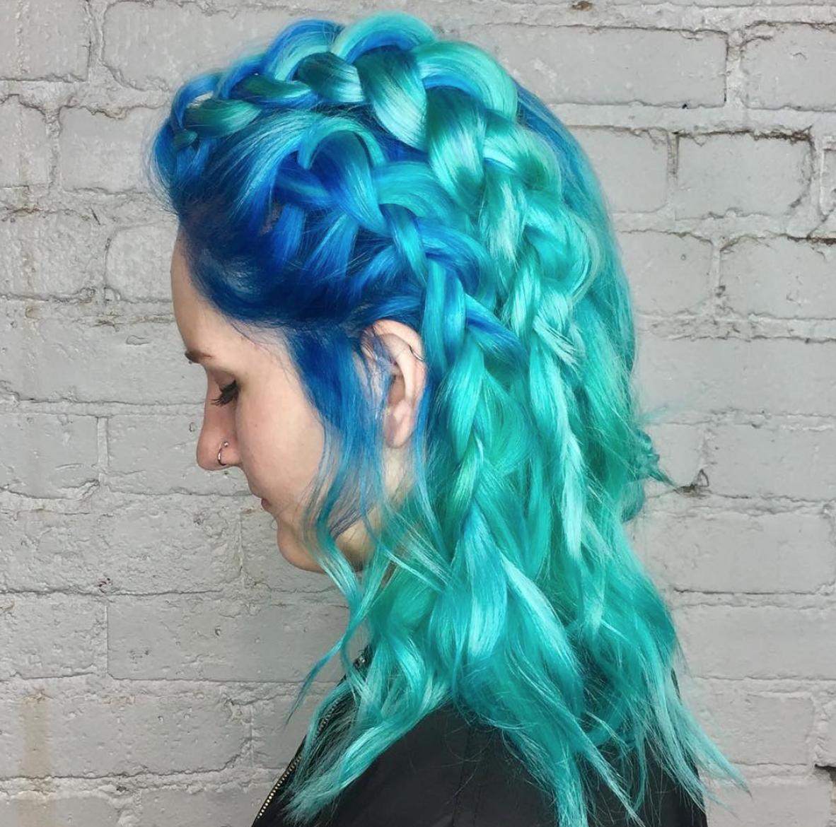 Cut color by holly king ue theory hair salon ue montana theory