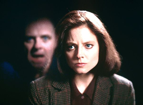 Silence Of The Lambs Jodie Foster Anthony Hopkins
