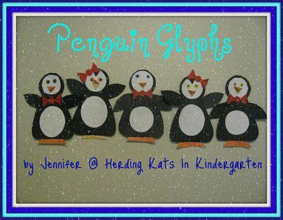 Penguin Glyph FREEBIE!