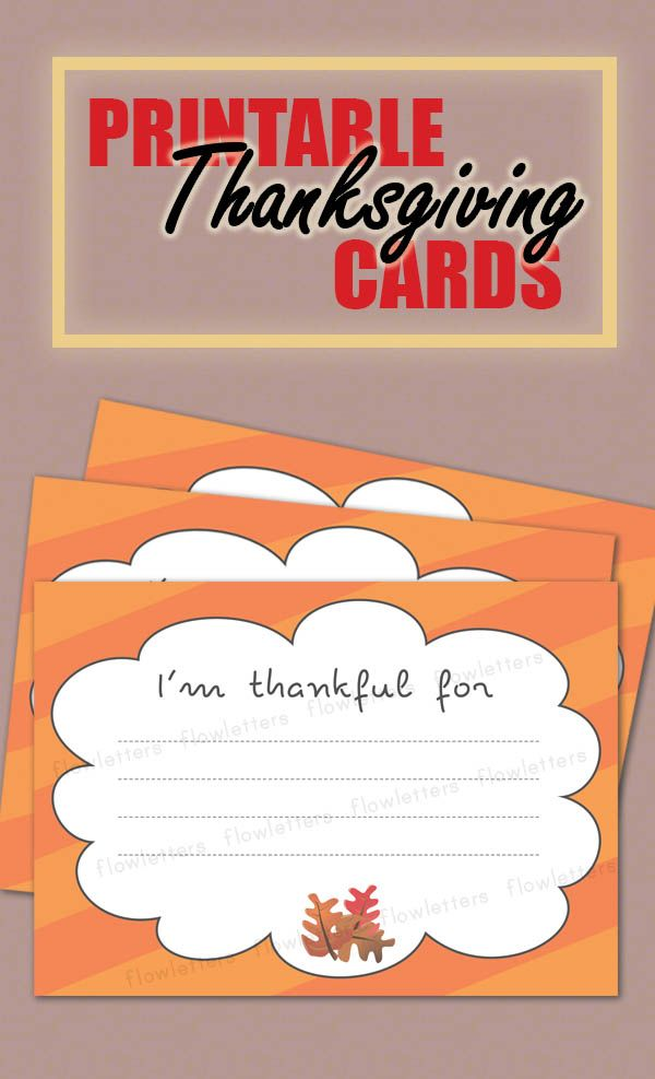 what to say in a thanksgiving card