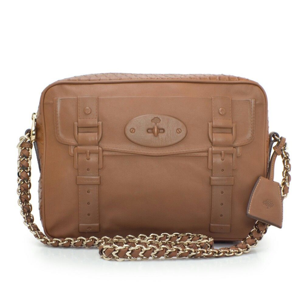 Mulberry Maisie Shoulder Bag in Oak