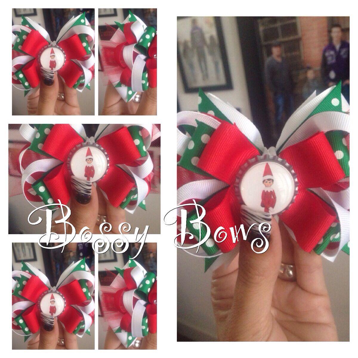 Christmas Bows...