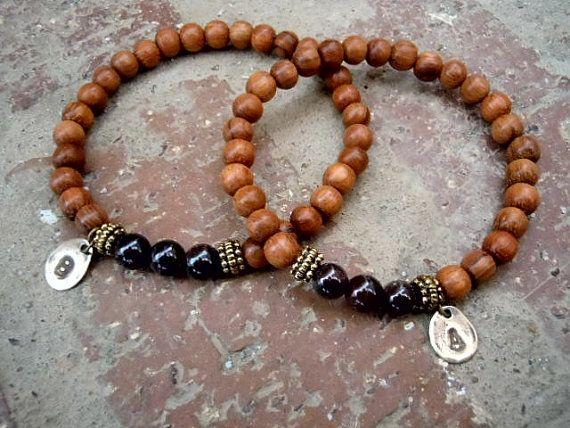 Soulmate Bracelet Love And Devotion Yoga By Syrena56 On Etsy 37 00