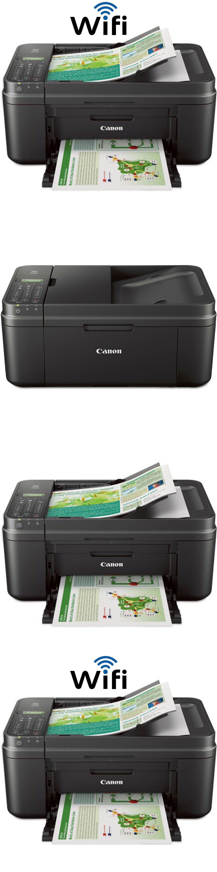 Printers 1245 Canon Pixma All In One Printer Scanner Copier Fax