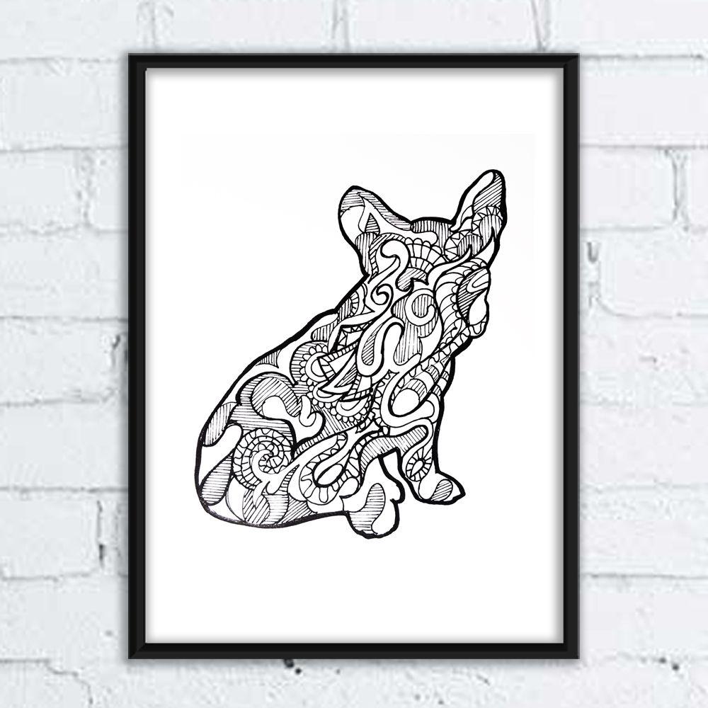 Grafiki Martyna Szulist Architekt Wnetrz Animal Tattoo Animals Tattoos
