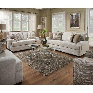 Best Orren Ellis Palomo 4 Piece Leather Living Room Set 400 x 300