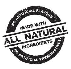 """What do the words """"All Natural"""" really mean?  Click here to see if you are being duped."""