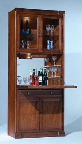 Similar To My Cabinet And Shelf No Drop Down Or Slide Out Drawer Could Get A Cover To Lift Up Once Pul Bars For Home Bar Furniture For Sale Home Bar