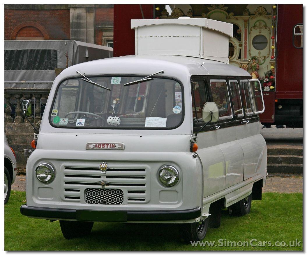 Austin 152 van front austin 152 van introduced in 1956 the austin 152