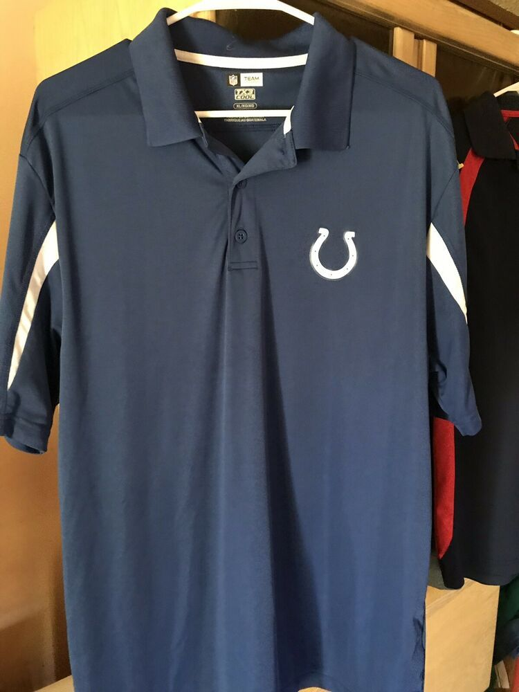 NFL Indianapolis Colts Polo Shirt