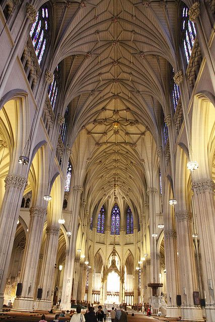 St. Patricks´ Cathedral - New York