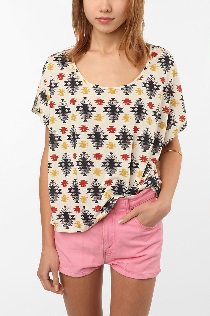 love this top, shorts are terrible...