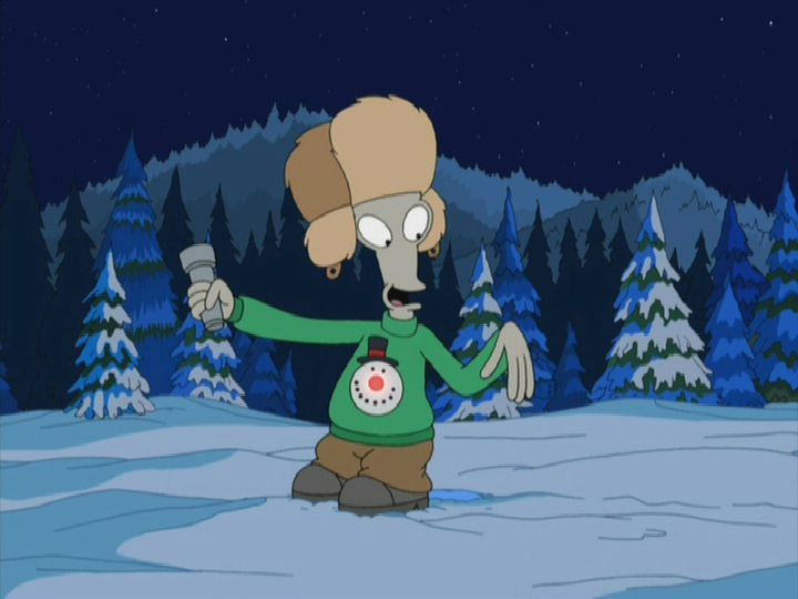 god rest ye merry gentlemen ive come to blow your mind american dad season 4 episode 8 2007 the most adequate christmas ever - American Dad Christmas Episode