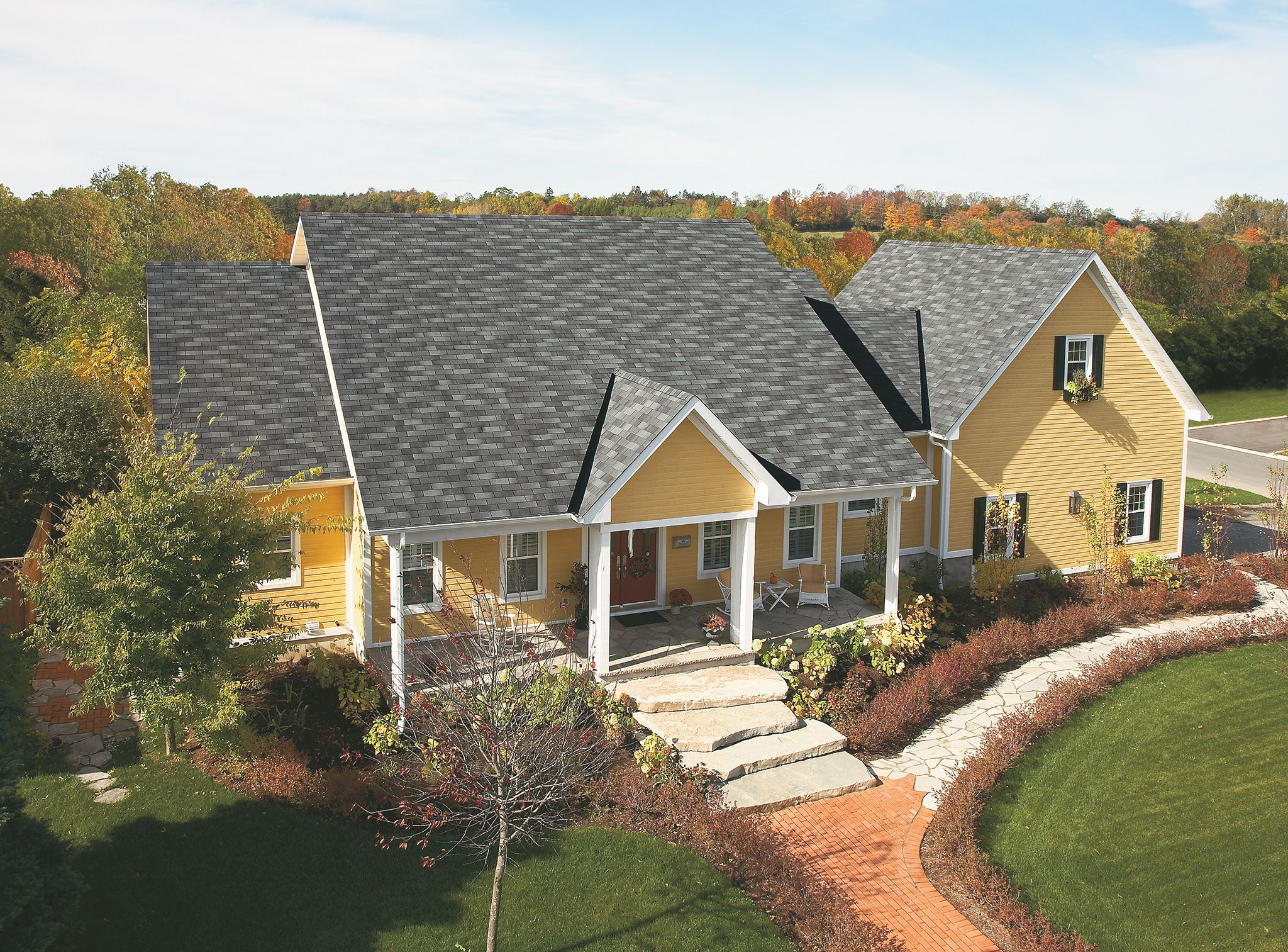 Best 17 Facts And Tips On How To Pick Shingle Colors Courtesy 640 x 480