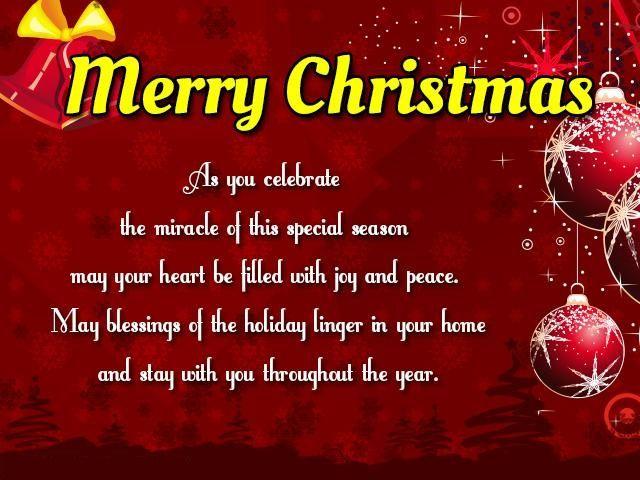 Icc world iccworld on pinterest merry christmas message for boss m4hsunfo