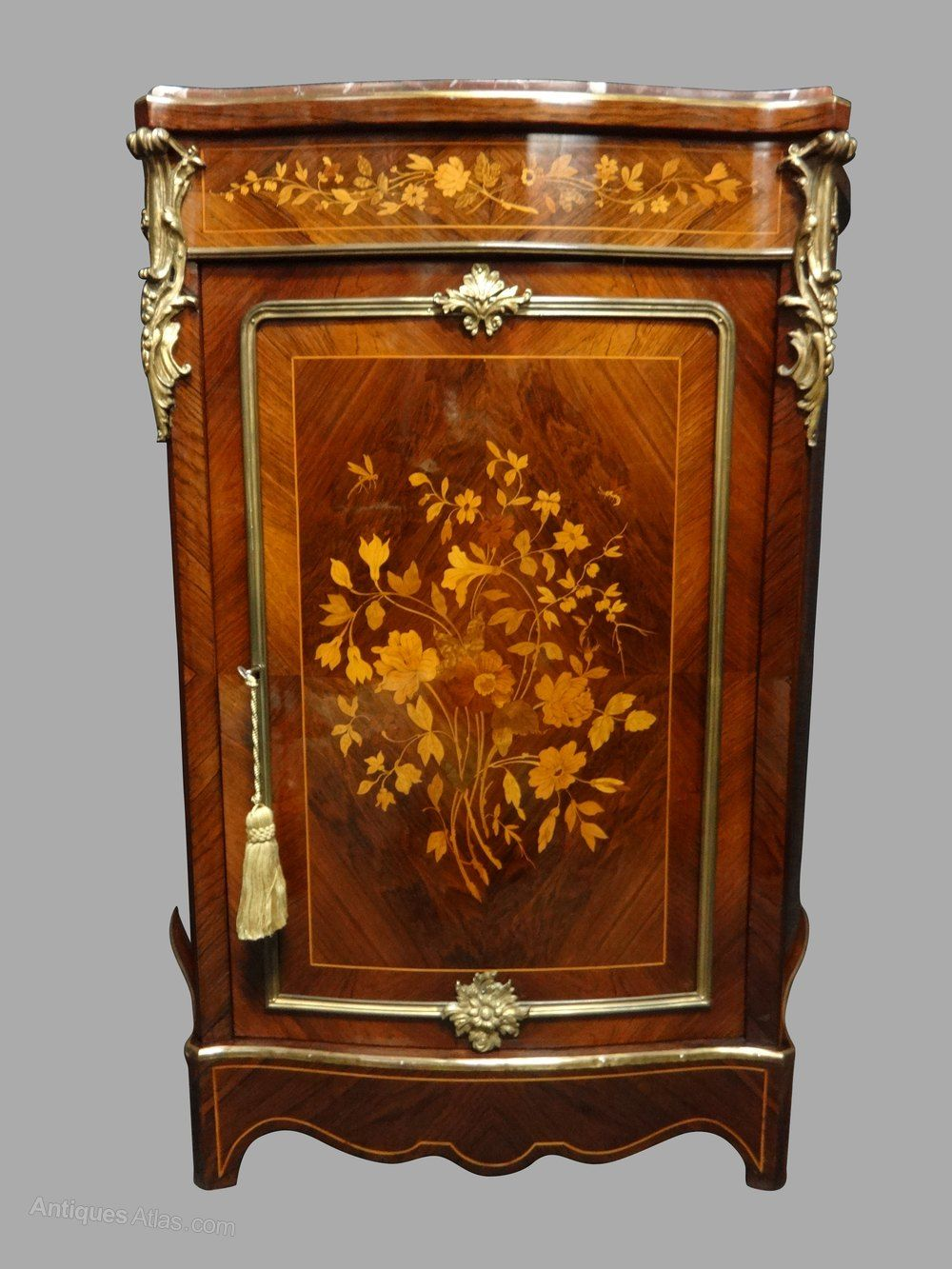 outstanding french rosewood and marquetry cab in 2019 meuble rh pinterest com