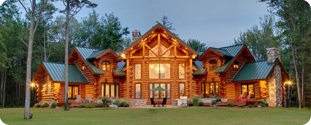 Log Home Finishes Painting
