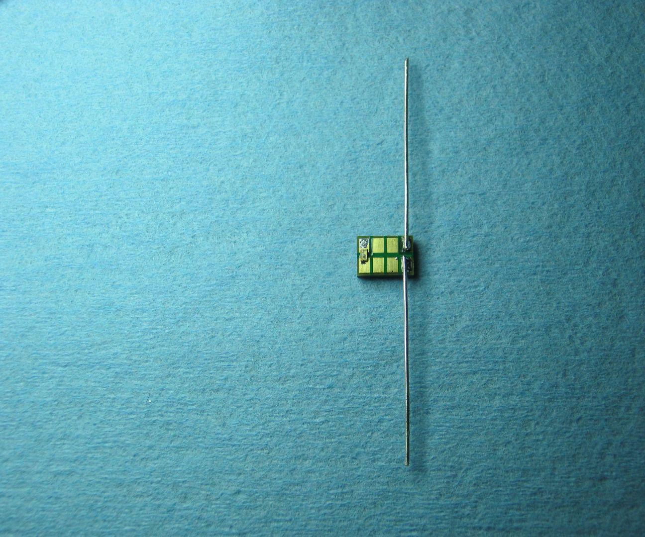 Microwave Energy Detector & Wireless Energy Harvesting | creative ...
