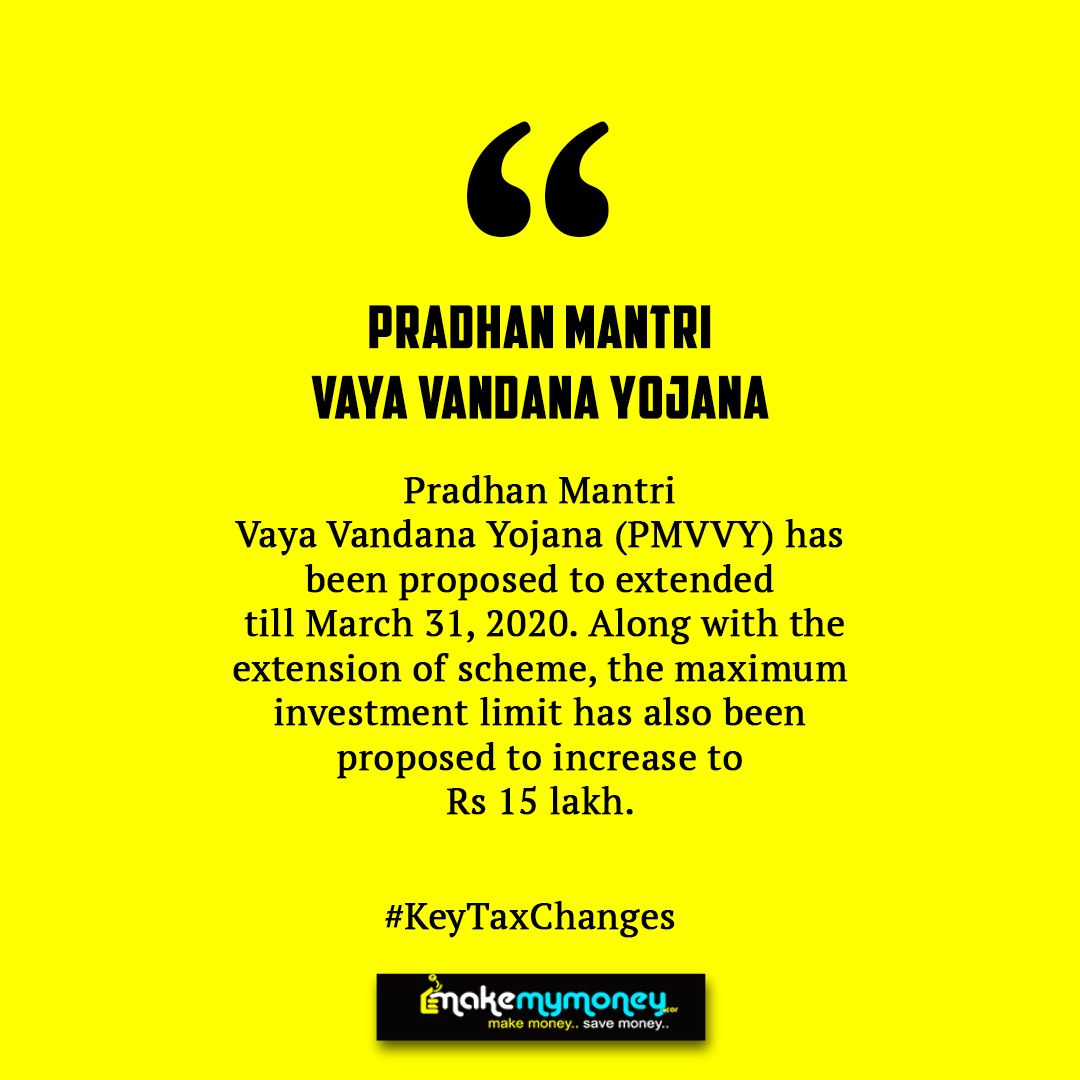 Best Personal Loans 2020.Pradhan Mantri Vaya Vandana Yojana Makemymoney Loan